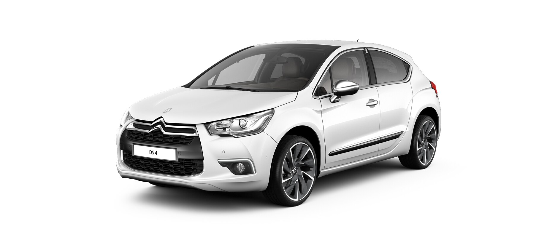 DS 4 - Polar White
