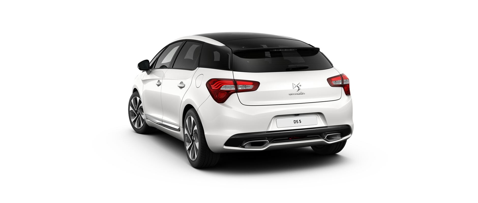DS 5 - White Pearlescent