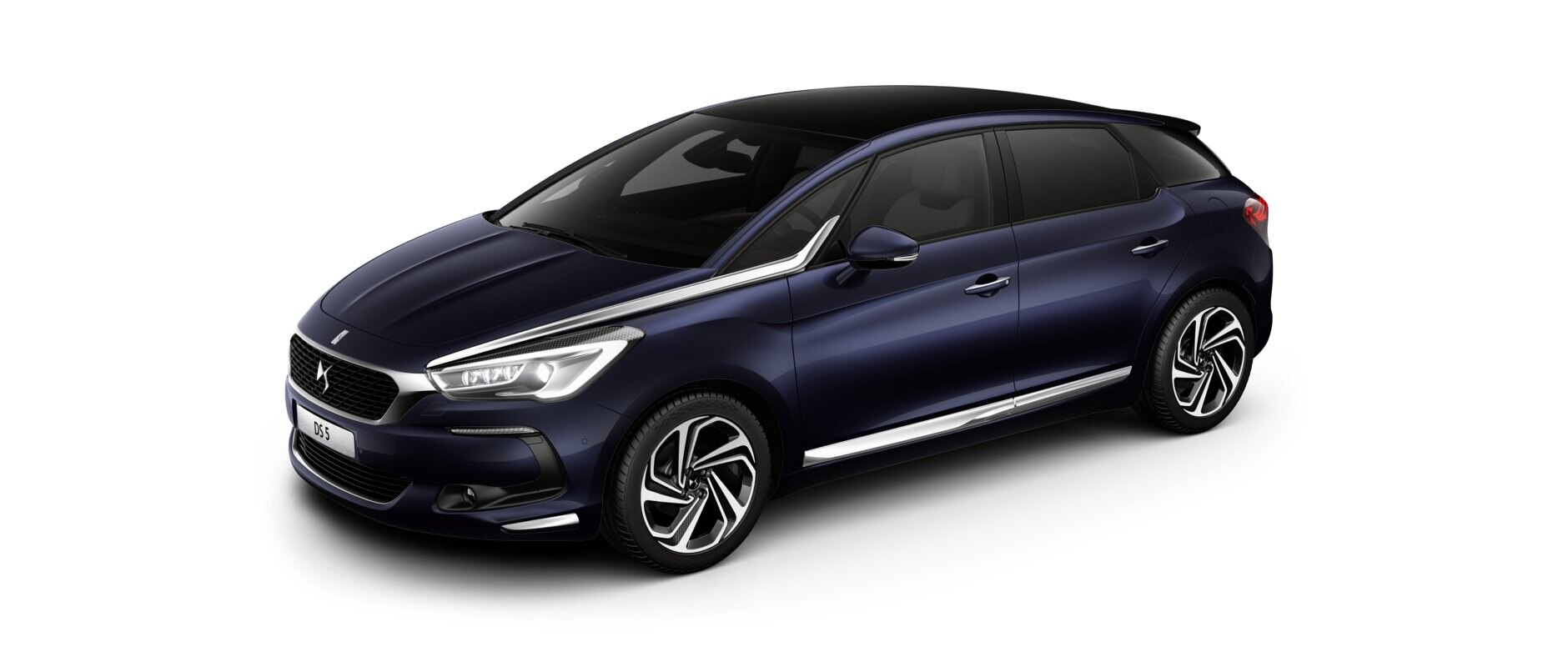 New DS 5 - Blue Ink