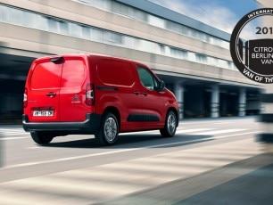 Ново Citroën Berlingo Van