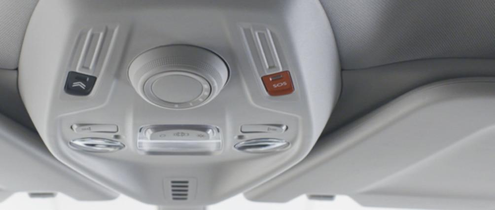 Citroën Connect Box со Pack SOS и вклучена асистенција