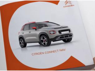 Нов компактен SUV Citroën C3 Aircross