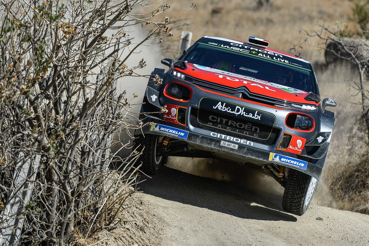 FIA WORLD RALLY CHAMPIONSHIP 2018 -WRC Mexico (MEX) - WRC 08/03/2018 to 11/03/2018 - PHOTO : @World