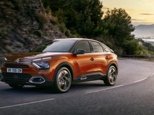 Нов Citroën C4