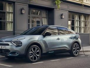 Нов Citroën ë-C4 100% ëlectric